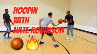 Hoopin With Nate Robinson Lost Vlog