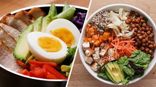 Quick And Delicious High Protein Meals • Tasty