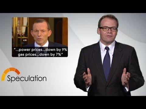 Will abolishing the carbon tax reduce power bills?