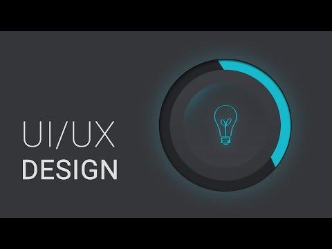 ui design tutorial for beginners| Button Design #2