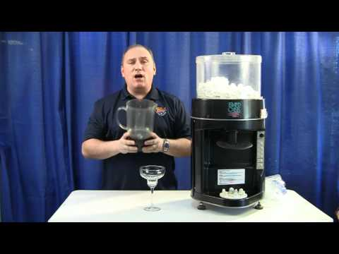 How to setup and operate a Frozen Drink Machine