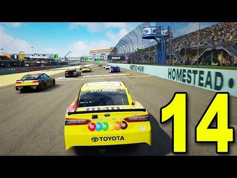 RACING NASCAR - Forza 7 Career Mode (Part 14)