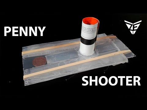 How to Make a Coin Gun (Penny shooter)