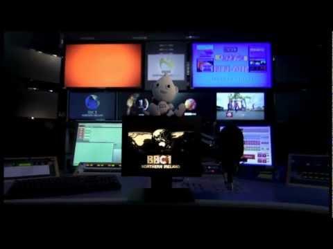 BBC One NI analogue shutdown video, 23rd October 2012