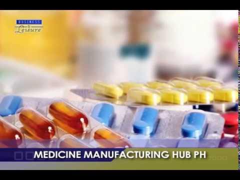 Medicine Manufacturing Hub PH   BIZWATCH