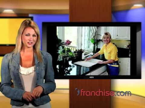 How to buy a home cleaning maids franchise with The Maids