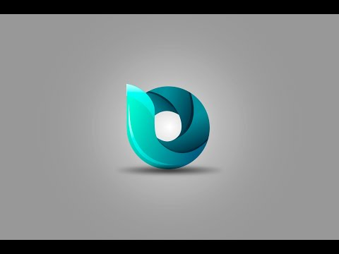 Illustrator Tutorial | 3D Logo Design Blades