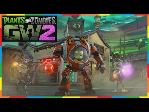Plants vs Zombies Garden Warfare 2 Official Trailer (E3 2015) Play Free EA Games on Xbox One