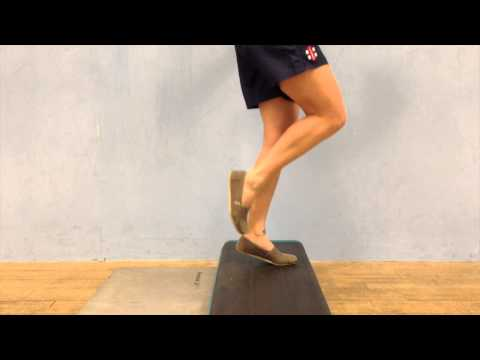 Prevention and treatment of calf strain