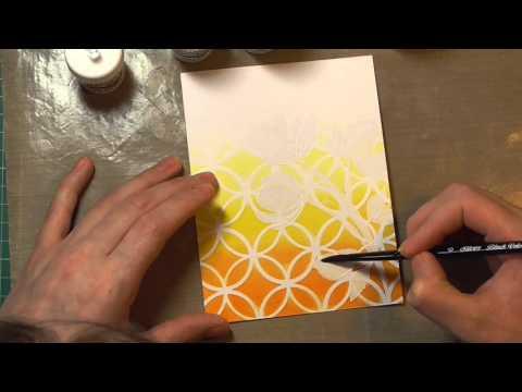Inspiration Conspiracy - Brusho Watercolour Flowers