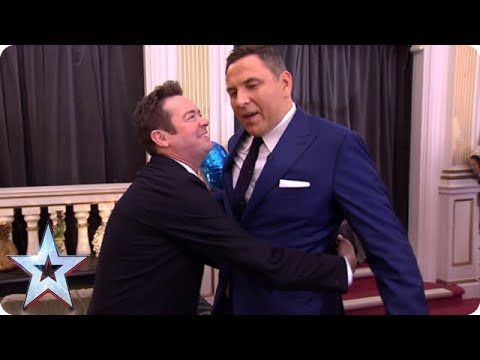Quickfire Questions with David Walliams  | BGMT 2018
