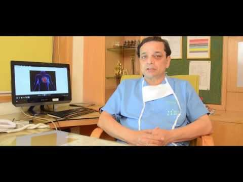What causes Heart (cardiovascular) disease (Hindi) : Dr. Vinod Sharma -top  cardiologist