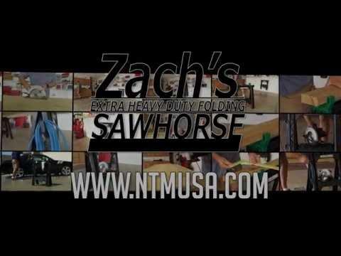 NTMUSA Sawhorse Video