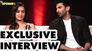 Exclusive Interview of Shraddha Kapoor and Aditya Roy Kapur for