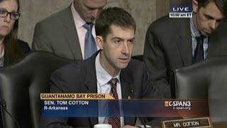 February 5, 2015: Sen. Tom Cotton SASC Q&A on Guantanamo Bay facilities