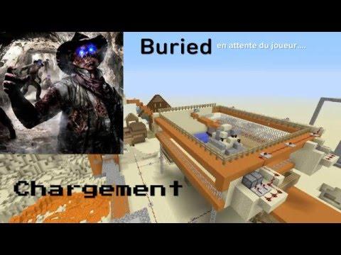 Minecraft:Présentation de map Zombie (BO2 Buried)