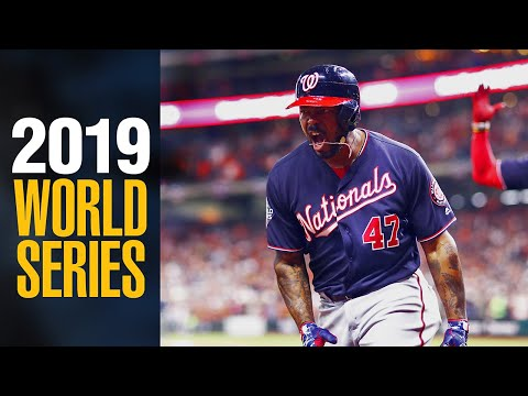 The Turning Point of the 2019 World Series (Nationals' Howie Kendrick's huge home run)