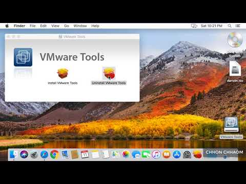Fix Screen size macOS Sierra and High Sierra on VMWare 14