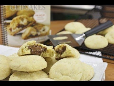 Nutella Stuffed Cookie Recipe  | RadaCutlery.com