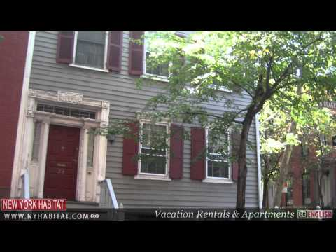 New York City - Video tour of Brooklyn Heights, Brooklyn (Part 1)