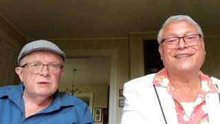 #MatrimonioIgualitario: Dany y Gary, una historia de 38 años de lucha