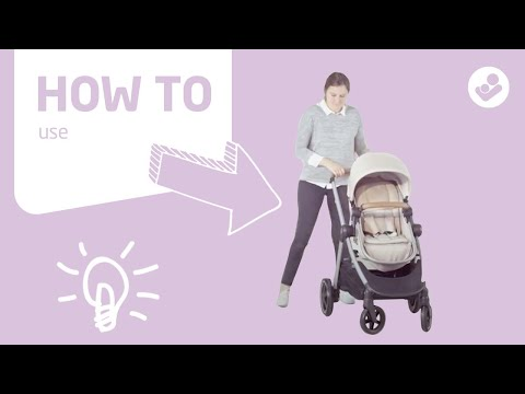 Maxi-Cosi | Zelia stroller | How to use