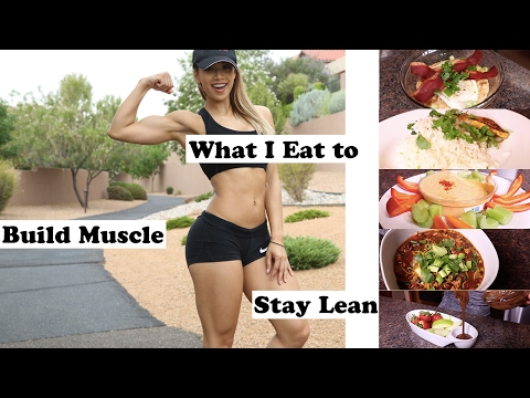 What I Eat in a Day | How I Build Muscle and Stay Lean