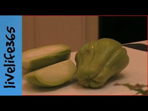 How to...Eat Chayote