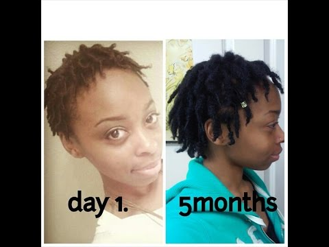 How to grow long locs fast