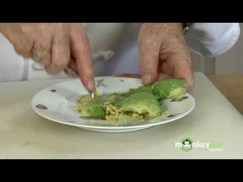 How To Mash An Avocado