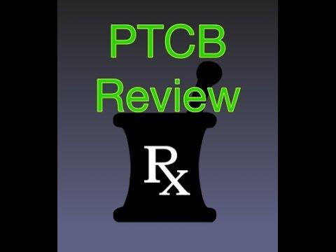 PTCB DEA Calculation