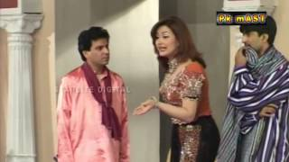 Best Of Tariq Teddy and Nargis Stage Drama Full Comedy Funny Clip | Pk Mast