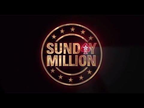 Sunday Million 4/1/15 - Online Poker Show   PokerStars