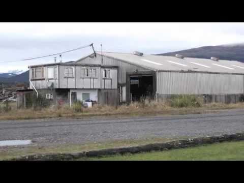 New Zealand North Island--Overlander Train--Auckland to Tongariro National Park