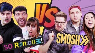 So Random VS Smosh   Who Knows Who Better?