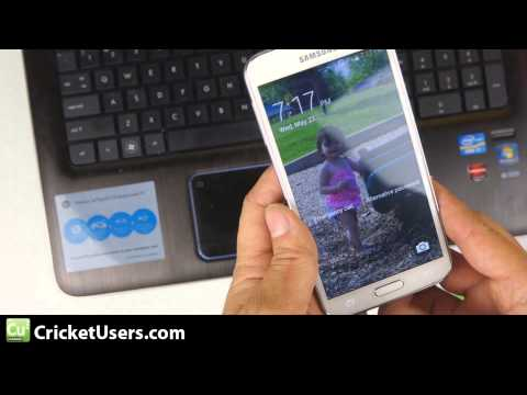 Samsung Galaxy S5 on Cricket Wireless - New Cricket Activation