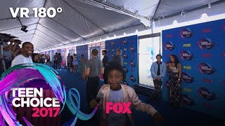 CeCe Proves That She Is The Cutest Girl To Ever Hold A Microphone   TEEN CHOICE