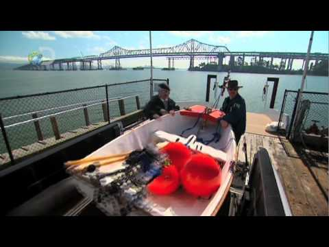 MythBusters - Duct Tape Hour - Duct Tape Boat Repair