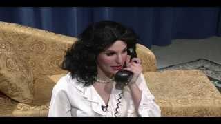 Hedy Lamarr portrayed by Judith Kalaora