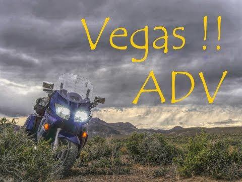 Vegas!! -Sport Touring Motorcycle ADV