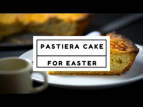 Pastiera Cake: Traditional Italian Recipe for Easter