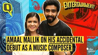 Amaal Mallik on His Journey From 'Jai Ho' to 'Kabir Singh' | The Quint