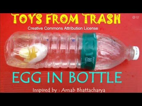Egg in Bottle | Nepali