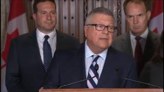 Public Safety Minister Ralph Goodale Clarifies the Omar Khadr Settlement for the Uninitiated