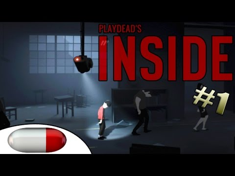 THIS GAME IS AWESOME! | First impressions | Part 1 (INSIDE)