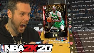 Streaming until I go 12-0 with Tacko Fall! NBA 2K20