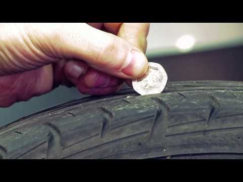 How to Check Your Tread Depth- TyreSpot Autocentres