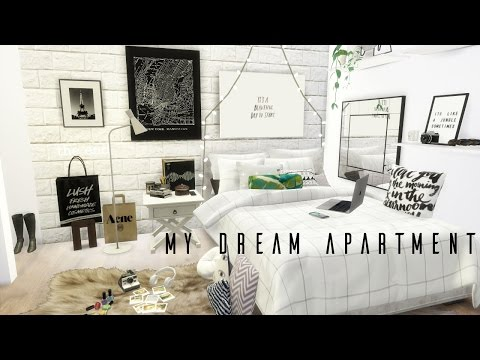 The Sims 4: My Dream Apartment | Build