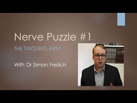 Nerve Puzzle 1 - The Tingling Arm - The Neurophysiology assessment of Carpal Tunnel Syndrome