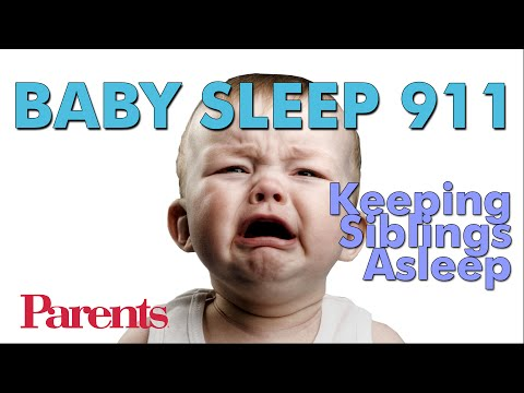 Keep Baby From Waking Up Sibling | Baby Sleep with Ingrid Prueher | Parents